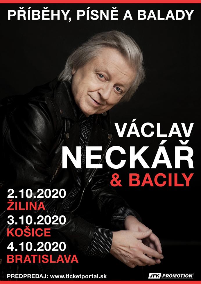 Vaclav Neckar 2020 plagat