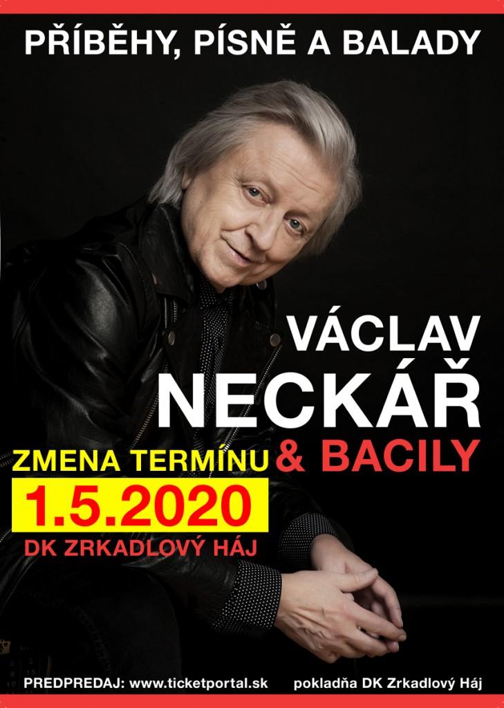Vaclav Neckar ZMENA
