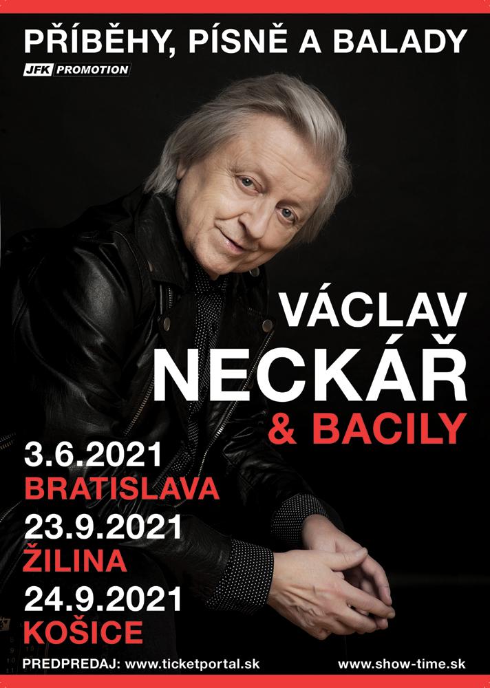 Vaclav Neckar plagat 2021